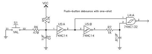 CMOS RC circuits