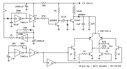 LED Battery Condition Indicator