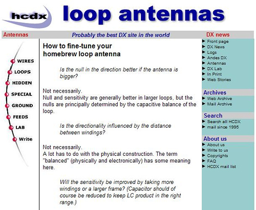 Fine-tune your homebrew loop antenna