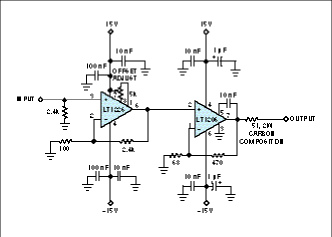 Wideband, Low Noise Amplifier