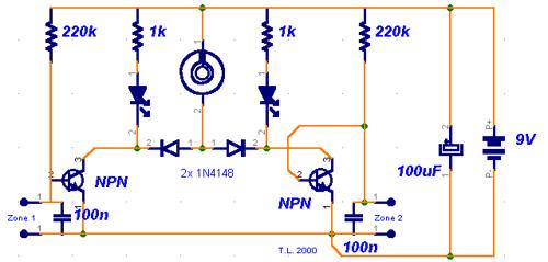 Miniature Loop Alarm