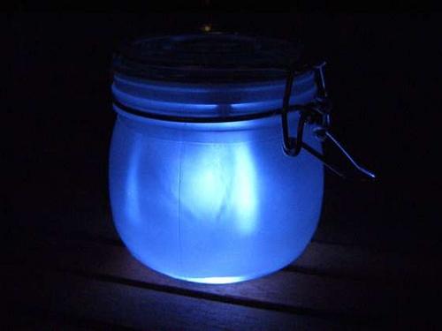 Home-made Sun Jar