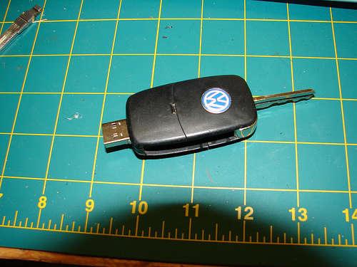 USB and Flip Key