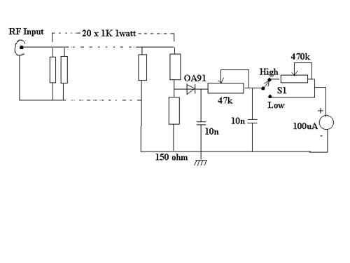 Simple Power Meter