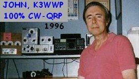 K3WWP's Ham Radio Activities