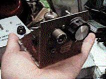 17EW8 regenarative radio
