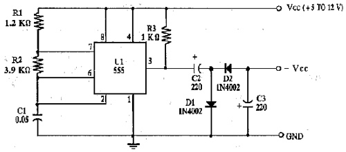 voltage inverter