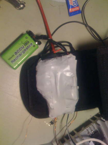 The mini electrostatic generator