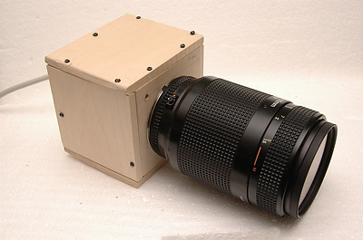 Webcam Telescope