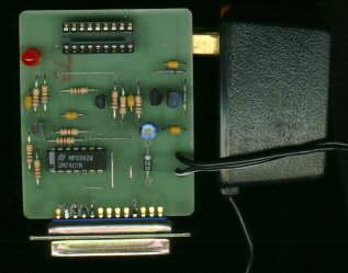 Classic PIC 16F84 Programmer