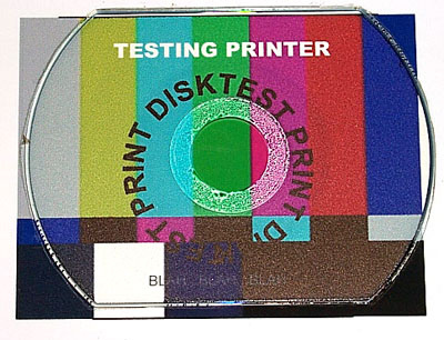 Make a CD printer from your old inkjet