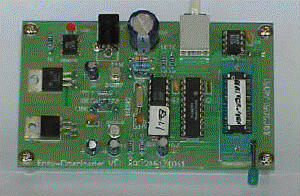 Easy-Downloader for ATMEL 89C2051/4051