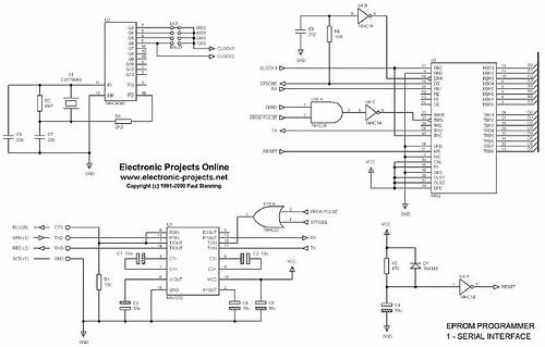 Eprom Programmer Mk1