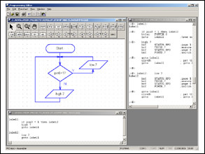 Programming Editor for Picaxe microcontrollers