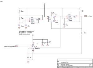 Linear, Micropower Pulse Width Modulator
