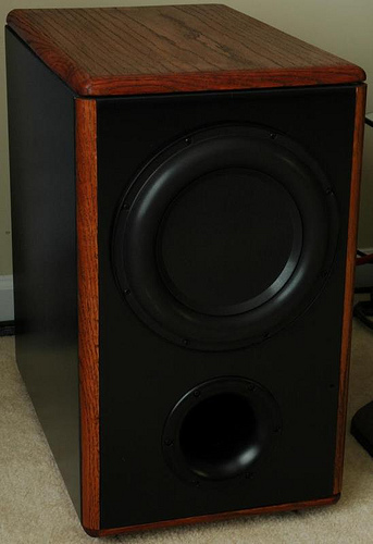 DIY HiVi SP10 Subwoofer Project