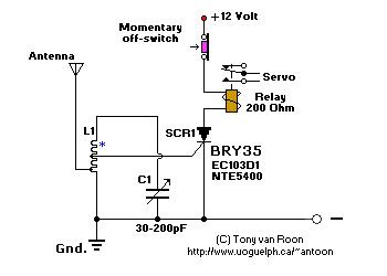 Simplest R/C Circuit
