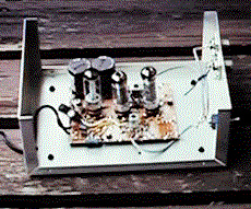 50MHz linear AMP