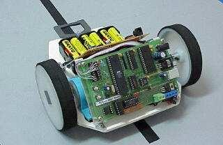 C-52 EVB Robot Controller