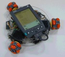 PPRK: Palm Pilot Robot Kit