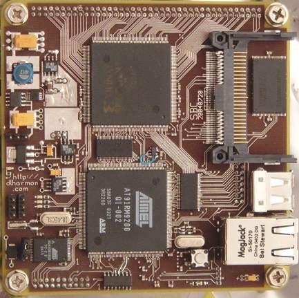 Darrell Harmon Single Board Computer