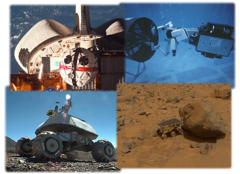 NASA Space Telerobotics Program