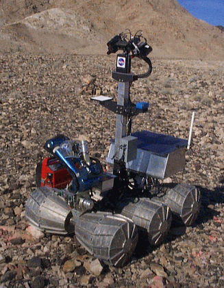 NASA Advanced Autonomy for Rovers Project