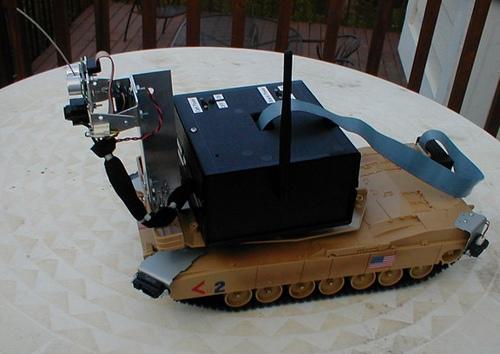 Mars Rover Bot