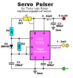 Servo Tester – III