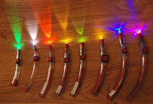 LED Light Drawing Pens