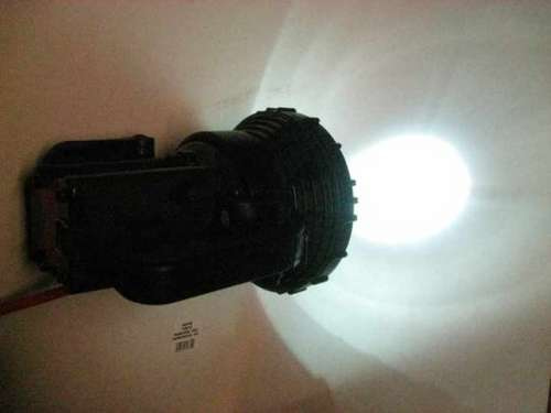 DIY HID Flashlight for your car or truck