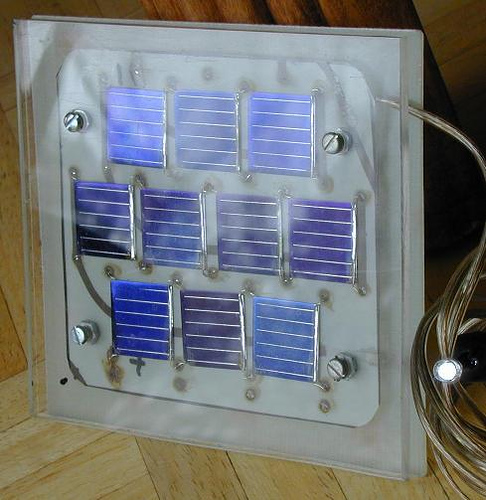 Remote Solar LED light