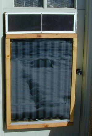 Self Powered Solar Box Furnace