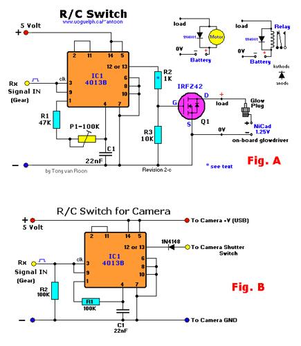 R/C Switch