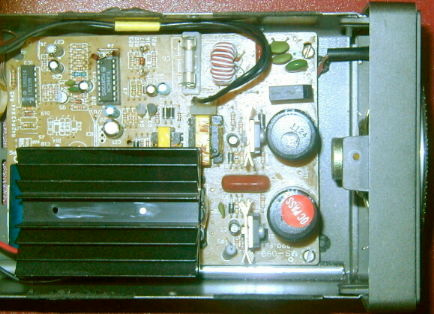 13.8 Volt 15 Amp from a PC Power Supply