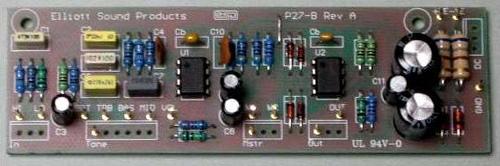 100W Guitar Amplifier Mk II