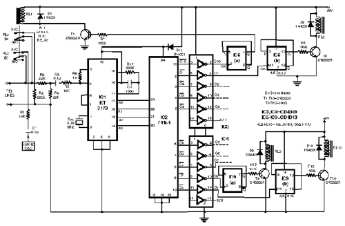 Remote Control Circuits
