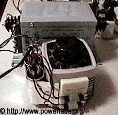 PowerLabs Twin Tesla Coil System