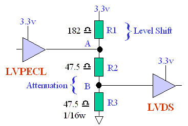 Logic Family Voltage Translation