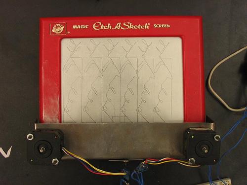 Electr-o-Sketch