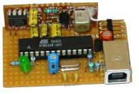 AVR-USB Remote Sensor