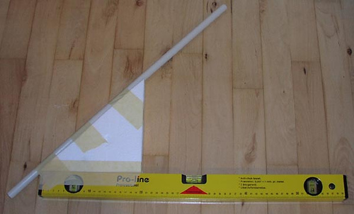 Easy antenna height measurement