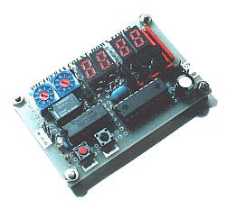 PIC16F84 countdown timer