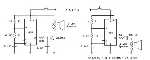 555 Tone Generator