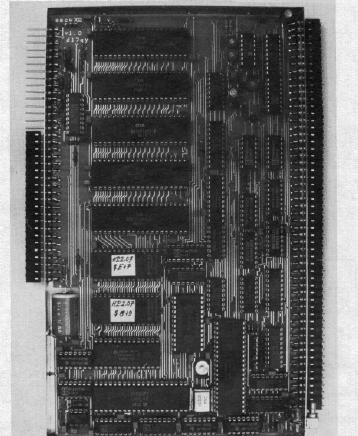SSCW 702 SSB/CW 2m & 70cm duoband transceiver (part III)