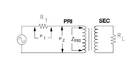Transformer Resistance and Inductance Measurements