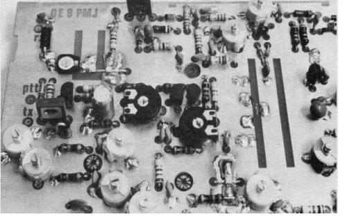 1.3 GHz GaAsFET transverter module