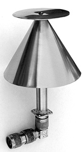 A UHF Discone Antenna for scanners