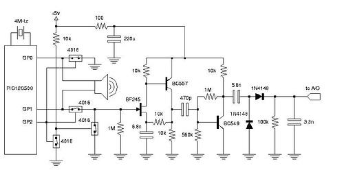 Ultrasonic Range & Imager