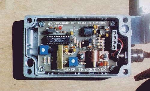 UPN Laser Transceiver